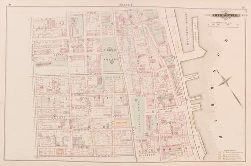 Atlas Mtl 1879 - Dinu Bumbaru Héritage Montréal