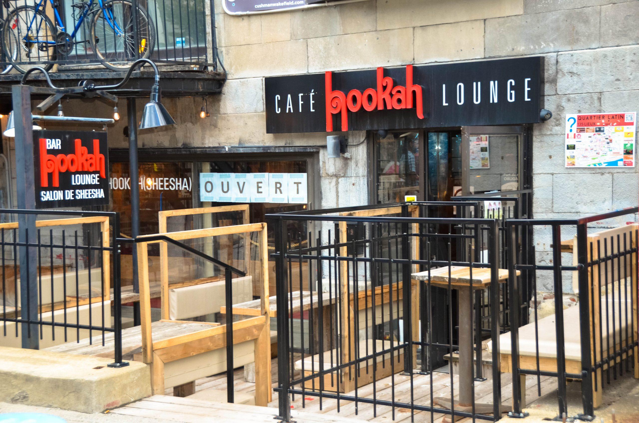 Café Hookah Lounge