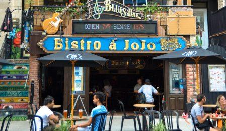 Le Bistro à Jojo