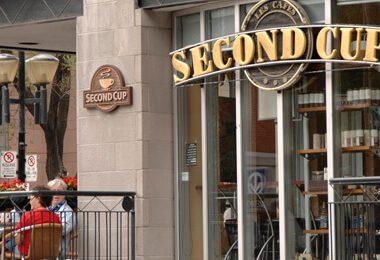 Café Second-Cup