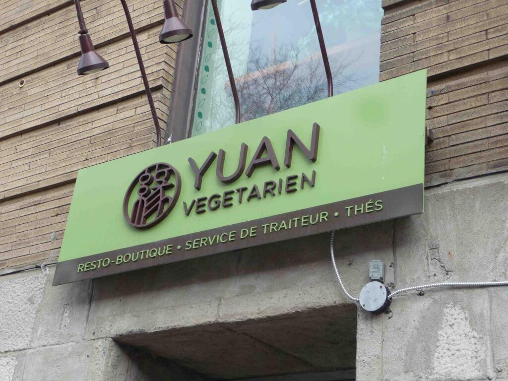 Yuan végé