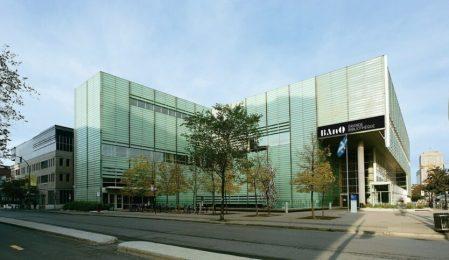 BAnQ Grande Bibliothèque