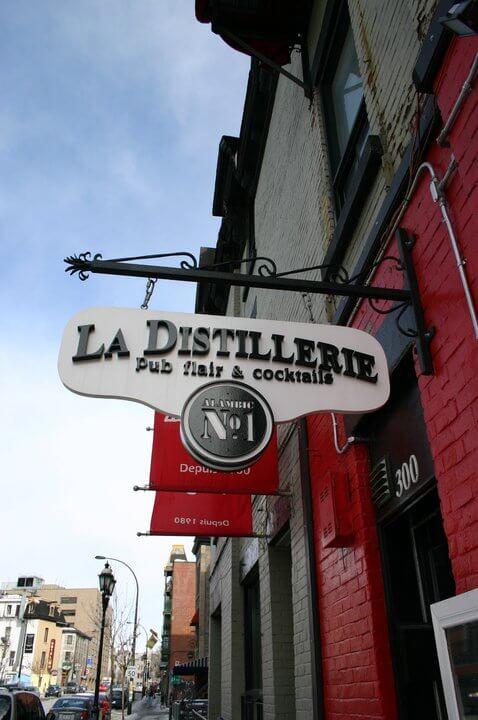 Distillerie no. 1