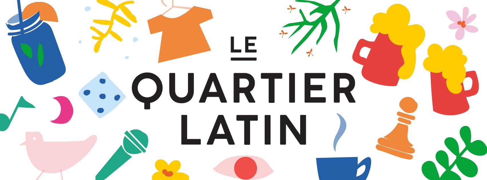Le Quartier latin lance sa nouvelle identité