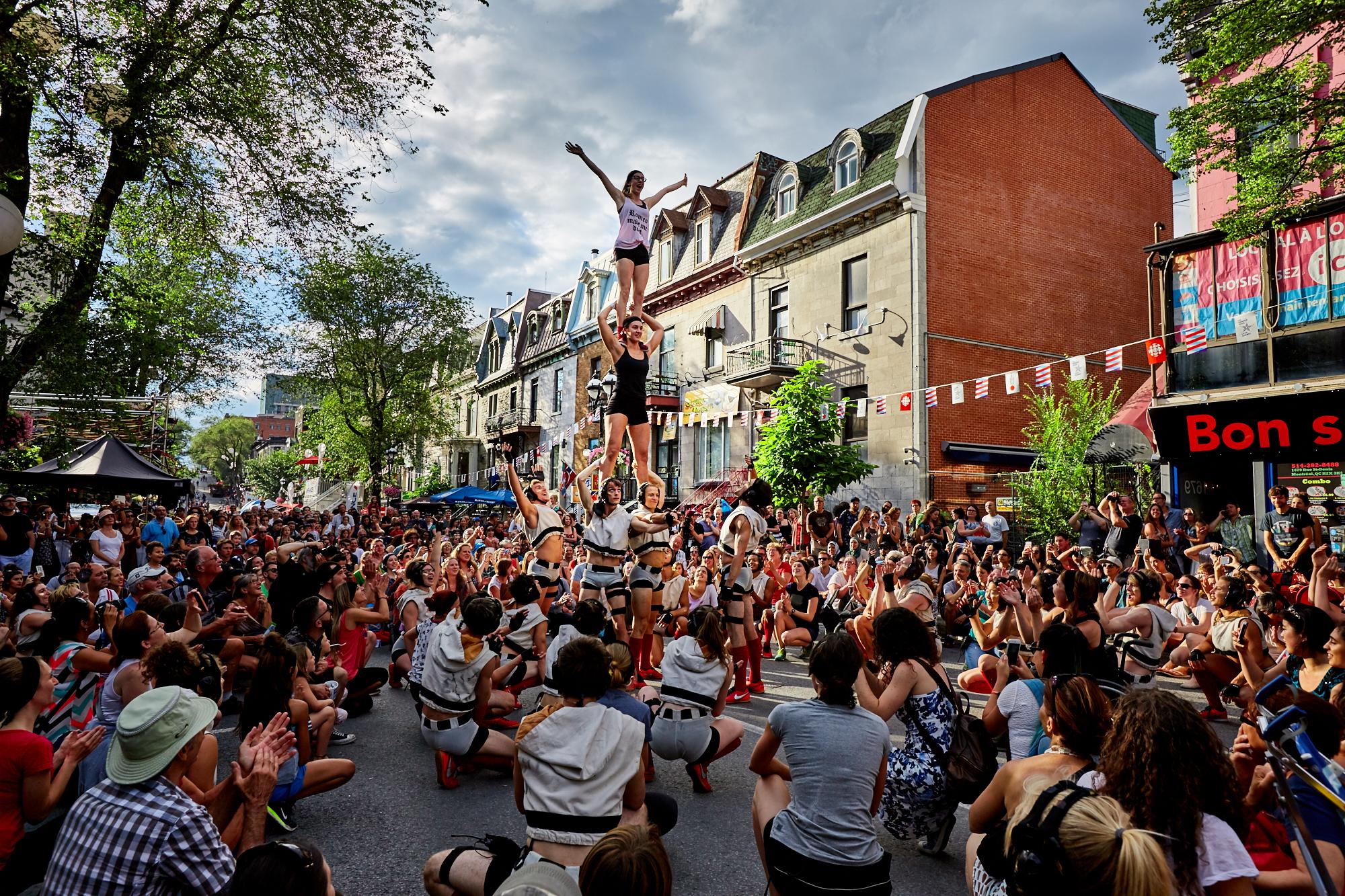 12e édition de Montréal Complètement Cirque