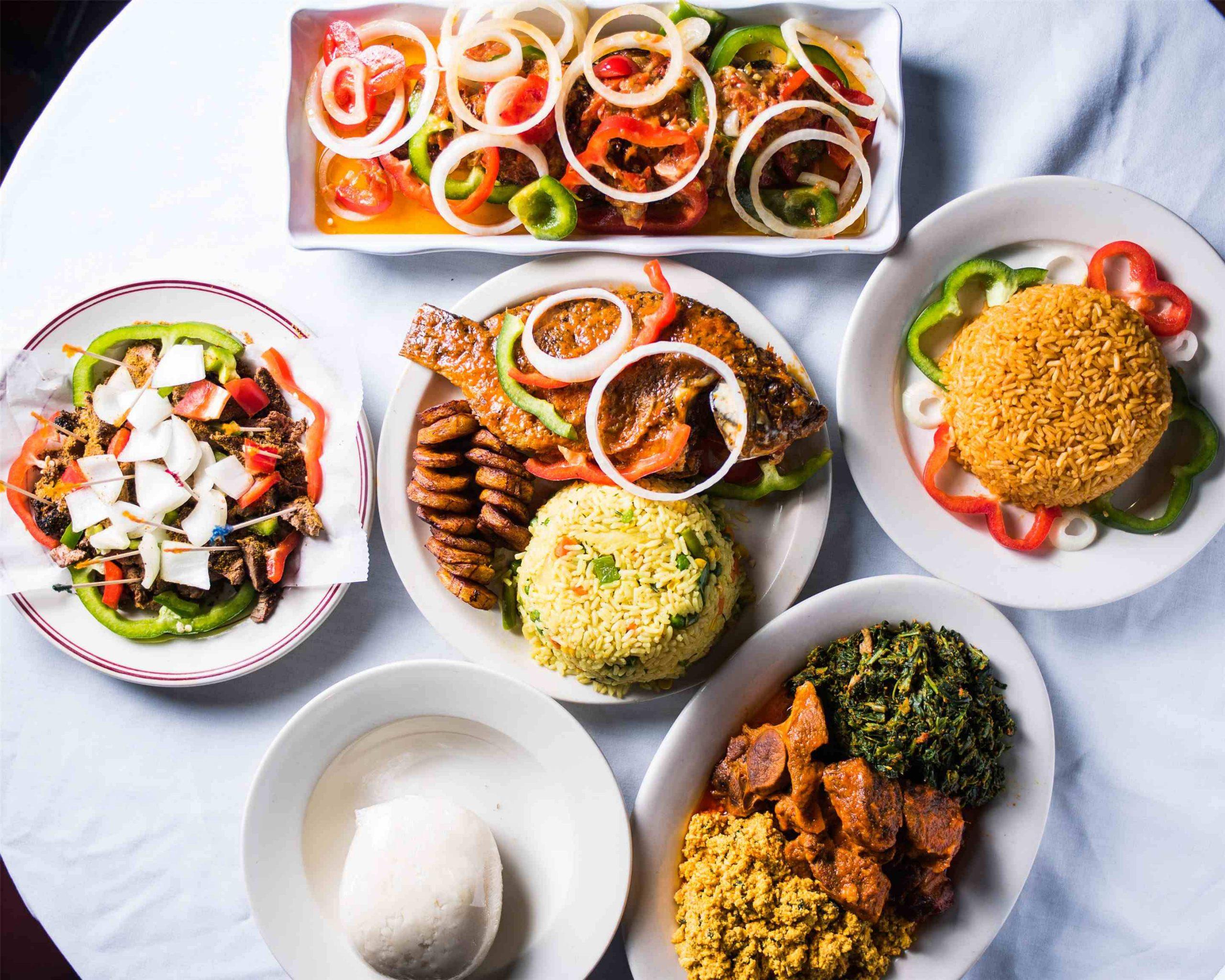 Restaurant Africain L'Atmosphère