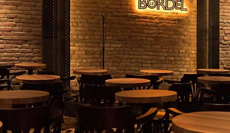 Le Bordel Comédie Club