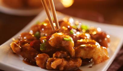 Chef Dragon/Pin art restaurant