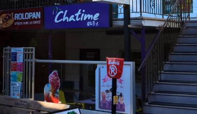 Chatime St-Denis | Rolopan