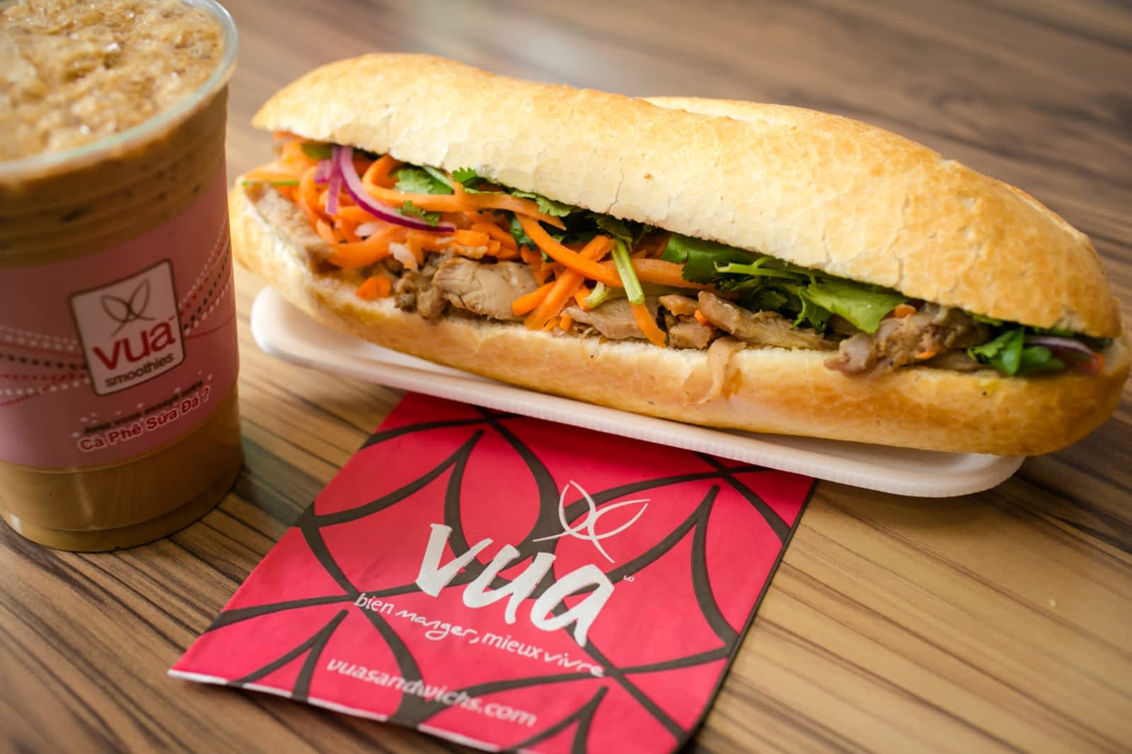 VUA Sandwich et Sushi