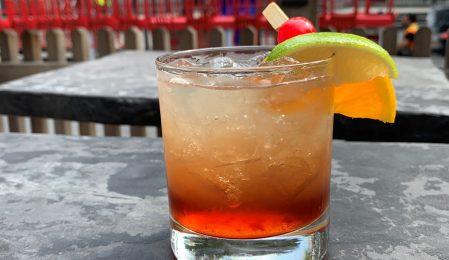 Cocktail Complètement Fruité