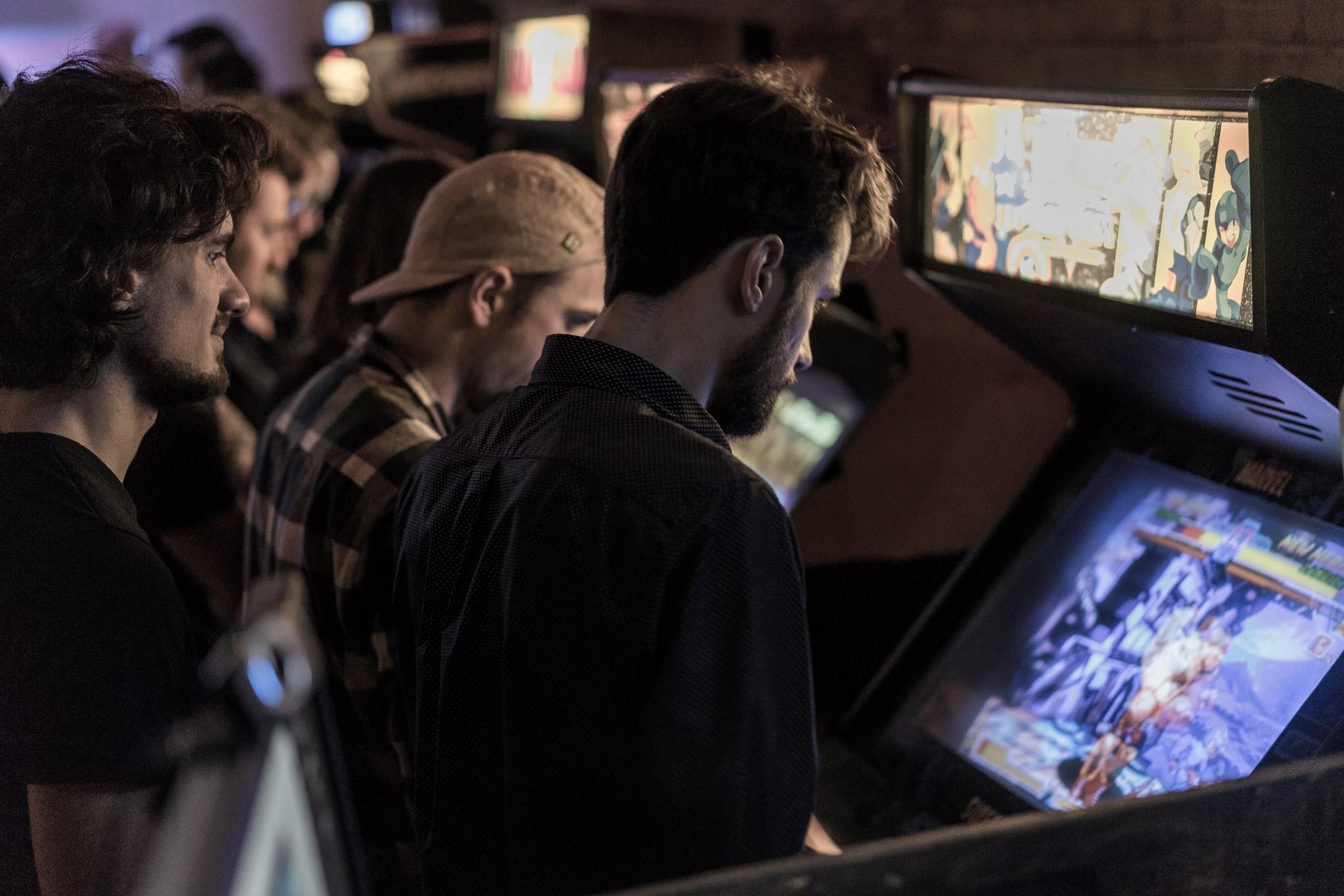 Arcade MTL